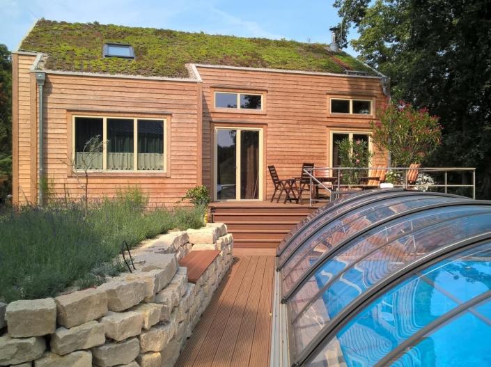 Unsere SKANDIMA®-Holzhäuser zum Wohnen
